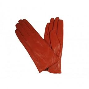 Перчатки кожаные рельефное плетение красный натуральная кожа Pí shǒutào Китай